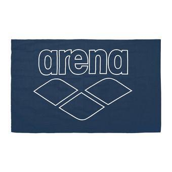Arena POOL SMART - Serviette navy/white