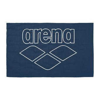 Arena POOL SMART - Toalla navy/white
