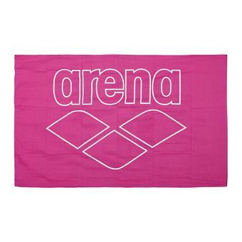 Arena POOL SMART - Asciugamano fresia pink/white