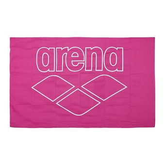 Arena POOL SMART - Towel - fresia pink/white