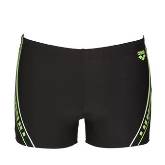 Arena SONAR - Swimming Trunks - Men's - black/shiny green