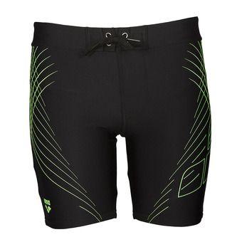 Arena JAVA - Jammer hombre black/shiny green