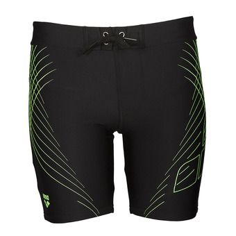 Arena JAVA - Jammer Homme black/shiny green