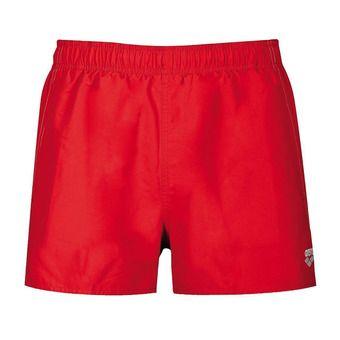 Arena FUNDAMENTALS X-SHORT - Short de bain Homme red/white