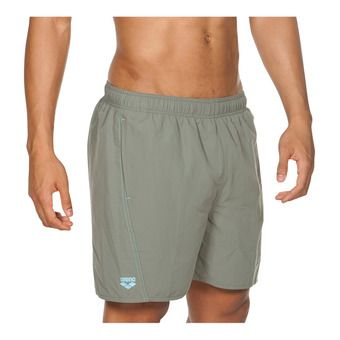Arena FUNDAMENTALS ARENA LOGO - Swimming Shorts - Men's - army/sea blue