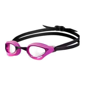 Arena COBRA CORE - Swimming Goggles - clear pink/black