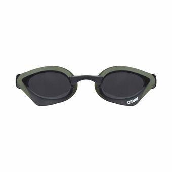 Arena COBRA CORE - Swimming Goggles - smoke army/black