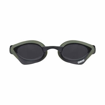 Gafas de natación COBRA CORE smoke army/black