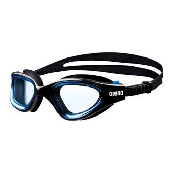 Arena ENVISION - Swimming Goggles - black blue/blue