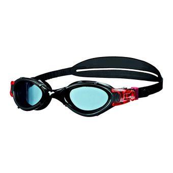 Arena NIMESIS CRYSTAL LARGE - Swimming Goggles - Men's - smoke black/black