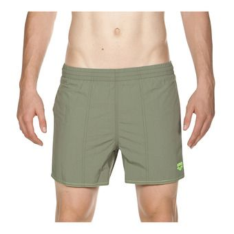 Arena BYWAYX - Swimming Shorts - Men's - army/shiny green