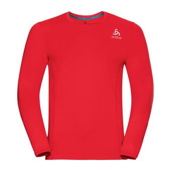 Maillot ML homme CERAMICOOL PRO fiery red