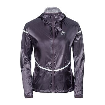 Odlo ZEROWEIGHT LIGHT - Chaqueta mujer vintage violet/orchid petal