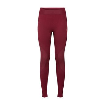 Odlo PERFORMANCE - Collant Femme rumba red/mesa rose