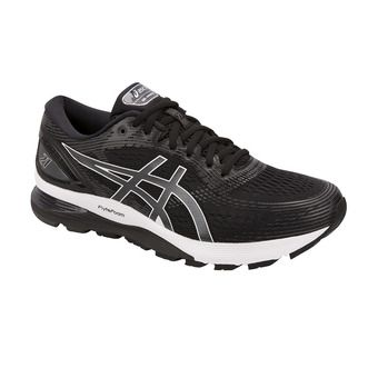 Asics GEL-NIMBUS 21 - Running Shoes - Men's - black/dark grey