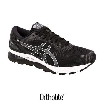 Asics GEL-NIMBUS 21 - Chaussures running Homme black/dark grey