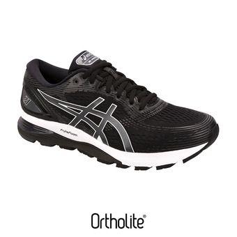 Asics GEL-NIMBUS 21 - Running Shoes - Men's - black/dark grey