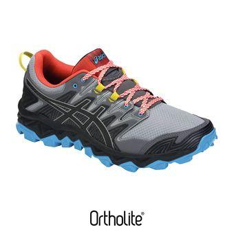 Zapatillas de trail hombre GEL-FUJITRABUCO 7 stone grey/black
