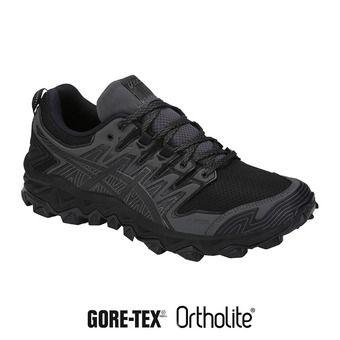 Zapatillas de trail hombre GEL-FUJITRABUCO 7 G-TX black/dark grey