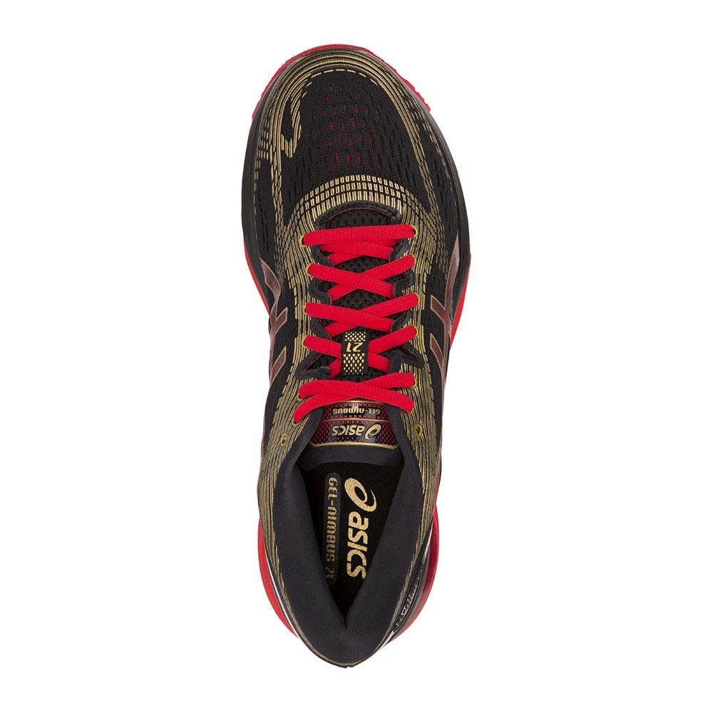 df09f6ac1c68 ... Asics GEL-NIMBUS 21 MUGEN - Chaussures running Homme black/classic red  ...