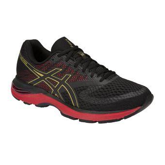 Chaussures running homme GEL-PULSE 10 MUGEN black/rich gold