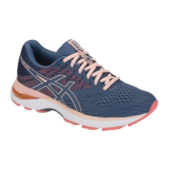 Chaussures running femme GEL-PULSE 10 grand shark/baked pink
