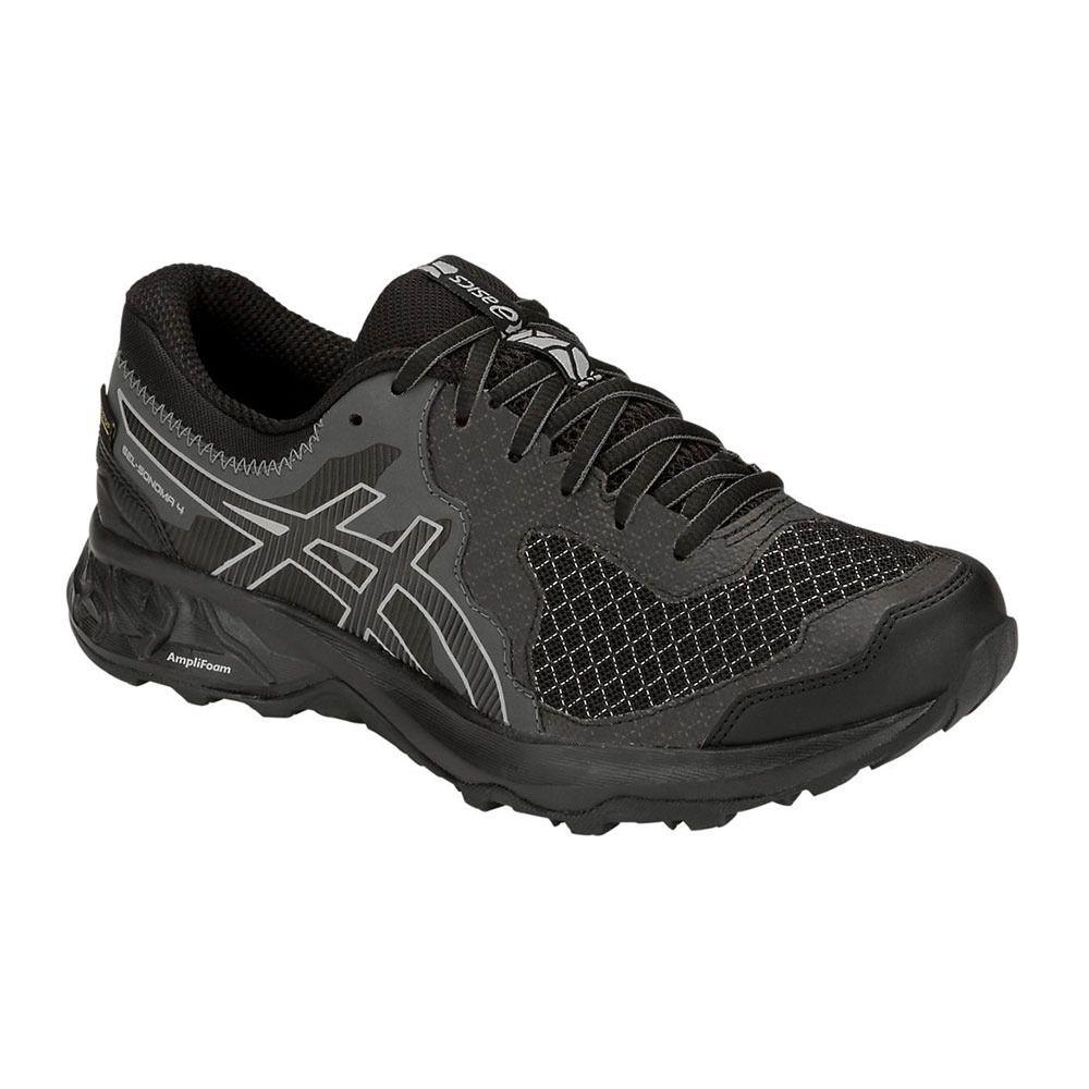 Asics Trail Femme Gtx Chaussures Sonoma Blackstone 4 Grey Gel Fc1K3TlJ