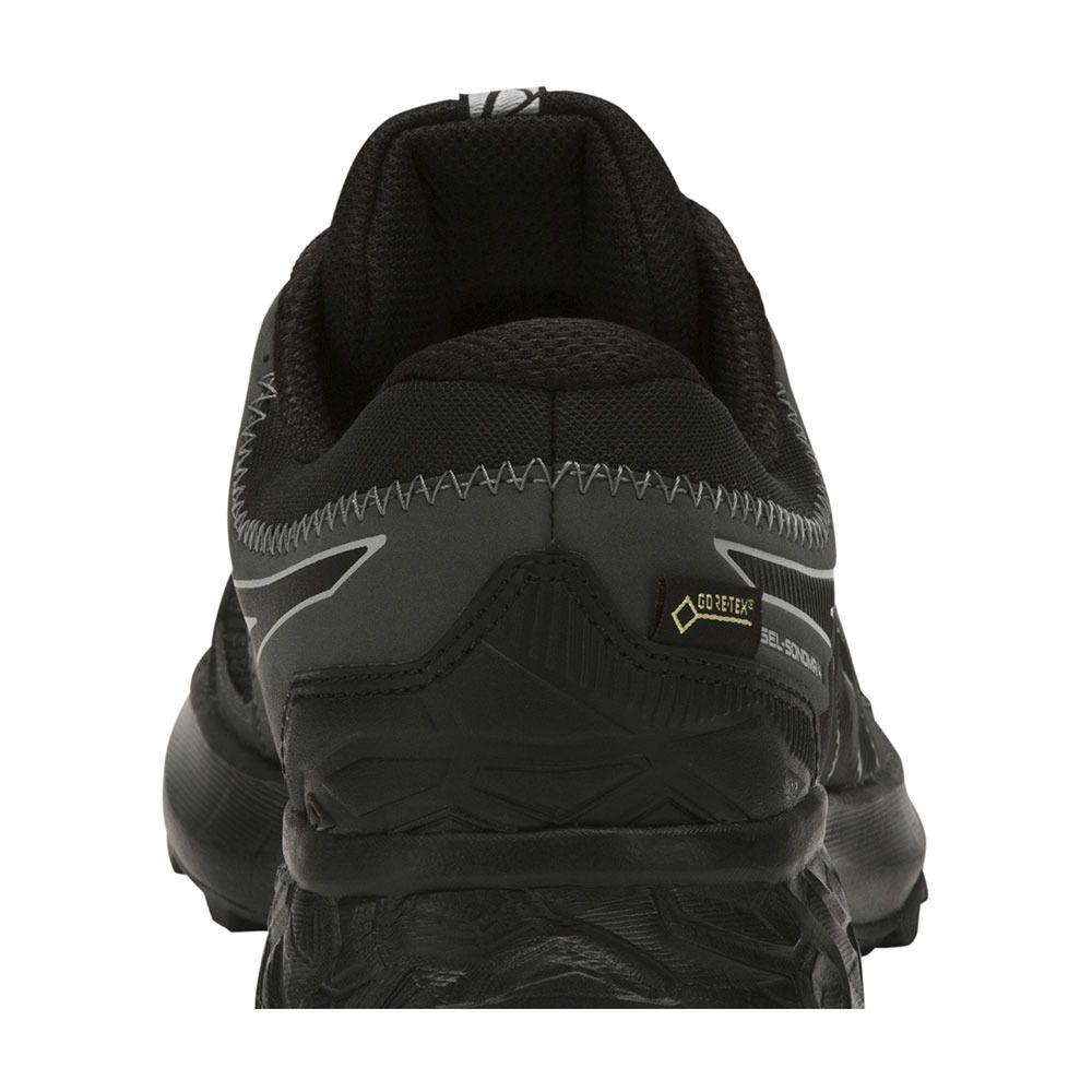 Asics Chaussures Grey Sonoma Femme 4 Blackstone Gtx Gel Trail sCrhtdQx
