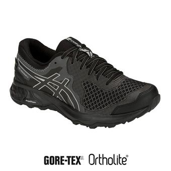Asics GEL-SONOMA 4 GTX - Scarpe da trail Donna black/stone grey