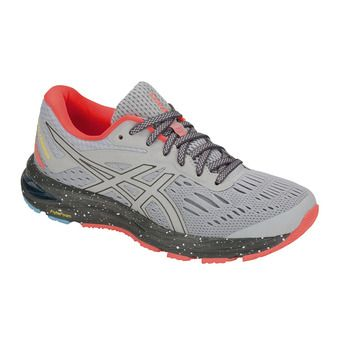 Asics GEL-CUMULUS 20 LE - Running Shoes - Women's - mid grey/dark grey