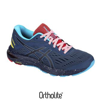 Asics GEL-CUMULUS 20 LE - Zapatillas de running mujer grand shark/peatcoat