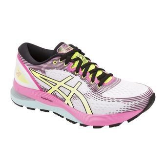 Asics GEL-NIMBUS 21 SP - Running Shoes - Women's - cream/white