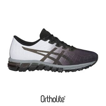 Asics GEL-QUANTUM 180 4 - Chaussures running Homme black/dark grey