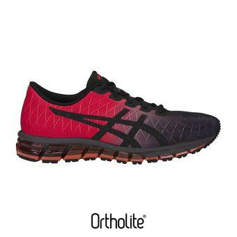 Asics GEL-QUANTUM 180 4 - Chaussures running Homme classic red/black