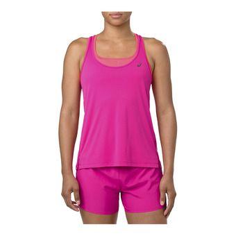 Asics LOOSE - Camiseta de tirantes mujer pink rave