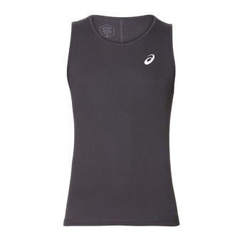 Asics SILVER - Camiseta de tirantes hombre dark grey