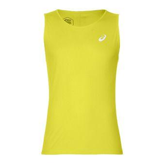 Asics SILVER - Camiseta de tirantes hombre lemon spark