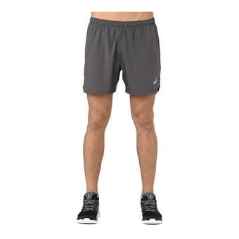 Asics SILVER - Shorts - Men's - dark grey