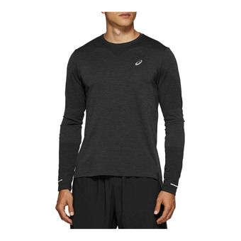 Asics SEAMLESS - Jersey - Men's - dark grey