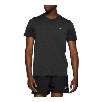 Asics SEAMLESS - Camiseta hombre dark grey