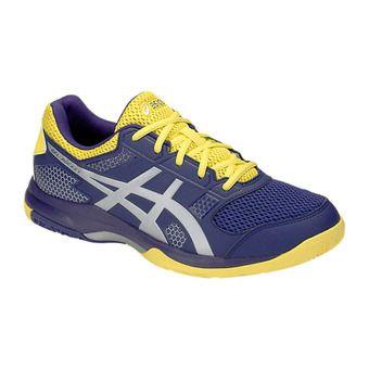 Asics GEL-ROCKET 8 - Chaussures volley Homme indigo blue/silver