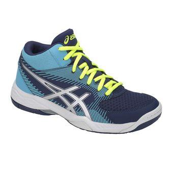 Asics GEL-TASK MT - Zapatillas de voleibol mujer indigo blue/silver