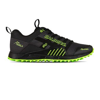 Salming TRAIL T4 - Chaussures trail Femme iron/noir
