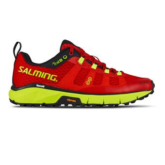 Salming trail t5 dame Femme rouge/jaune