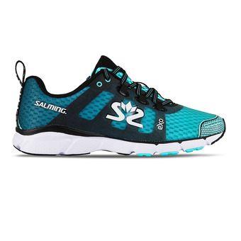 Salming EN ROUTE 2 - Chaussures running Femme bleu/noir
