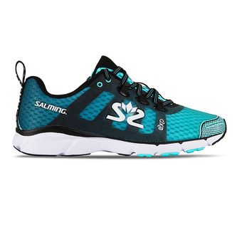 Salming EN ROUTE 2 - Running Shoes - Women's - blue/black