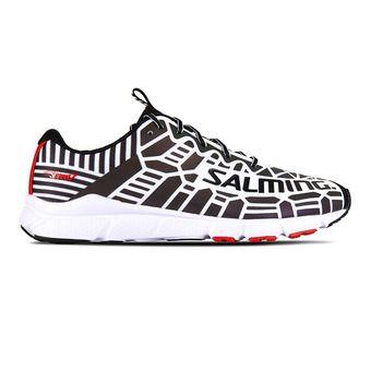 Salming SPEED 7 - Zapatillas de running mujer white/reflex