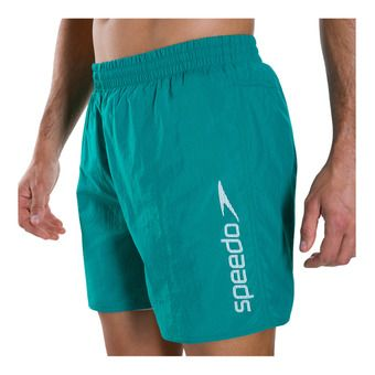Short de bain homme SCOPE green/white