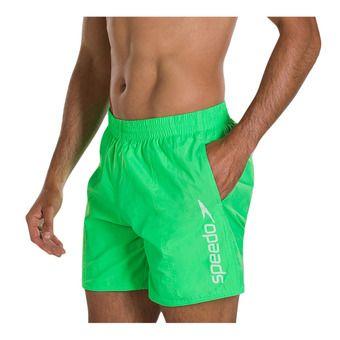 Speedo SCOPE - Swimming Shorts - Men's - green/white