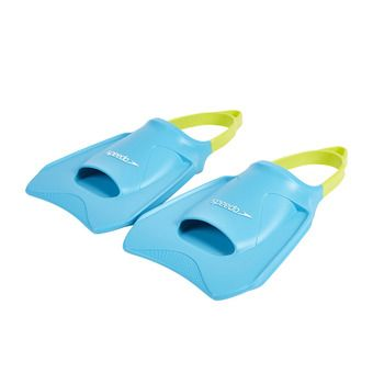 Speedo FITNESS - Aletas de entrenamiento blue/green